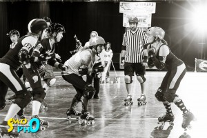 derby alter ego: Culture Shock Her - photo by Bill Smotrilla